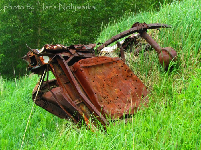 Rusted Wreck