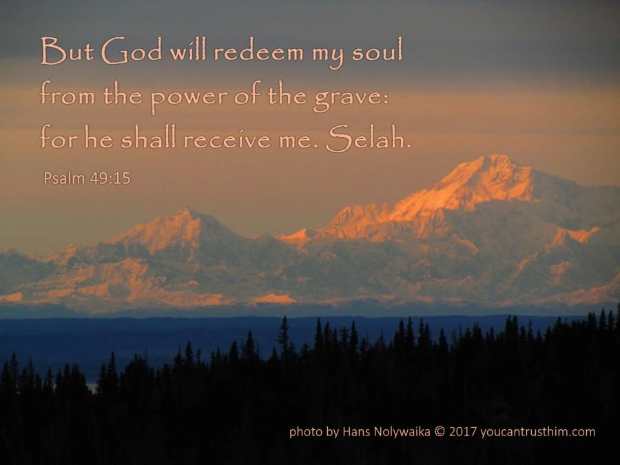 God's Promise For August 3,2017