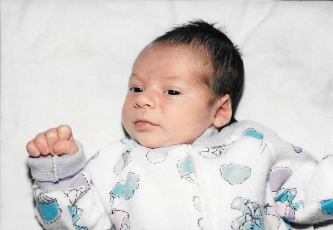 Hans newborn