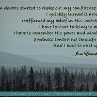 'Angry at God' by Joni Eareckson Tada