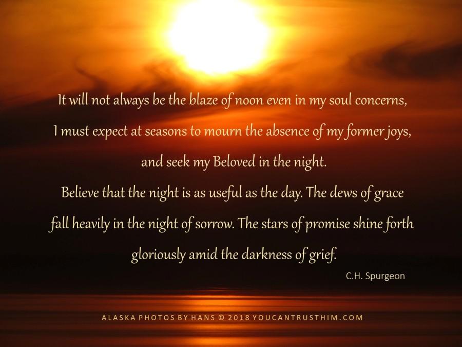 Morning, June 1 – C.H.Spurgeon