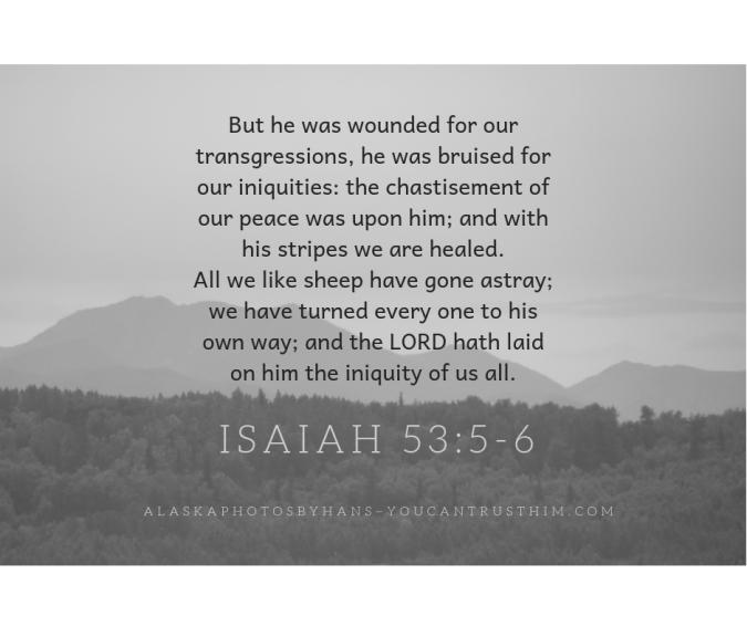 Isaiah 53_5-6