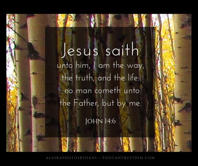 Jesus saith